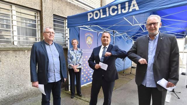 Zagreb: Konferencija Stožera civilne zaštite RH
