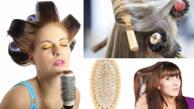 Četku za kosu treba mijenjati i prati češće nego mnogi misle