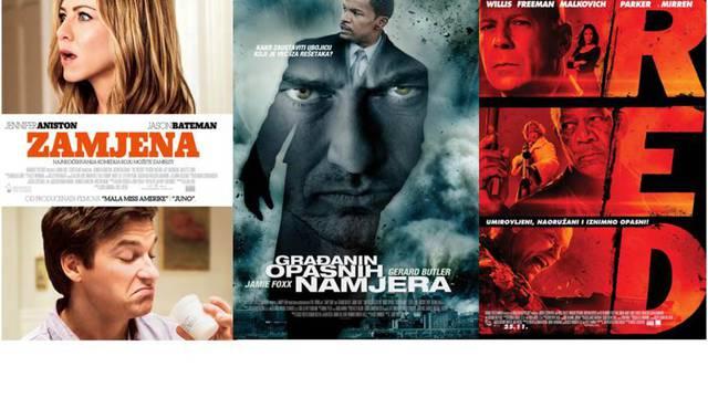 Kino večeri: Osvojite ulaznice za tri super filma na Tuškancu