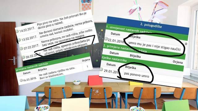 Nije lako biti profesor: 'Učenik aktivno prati listić kladionice!'