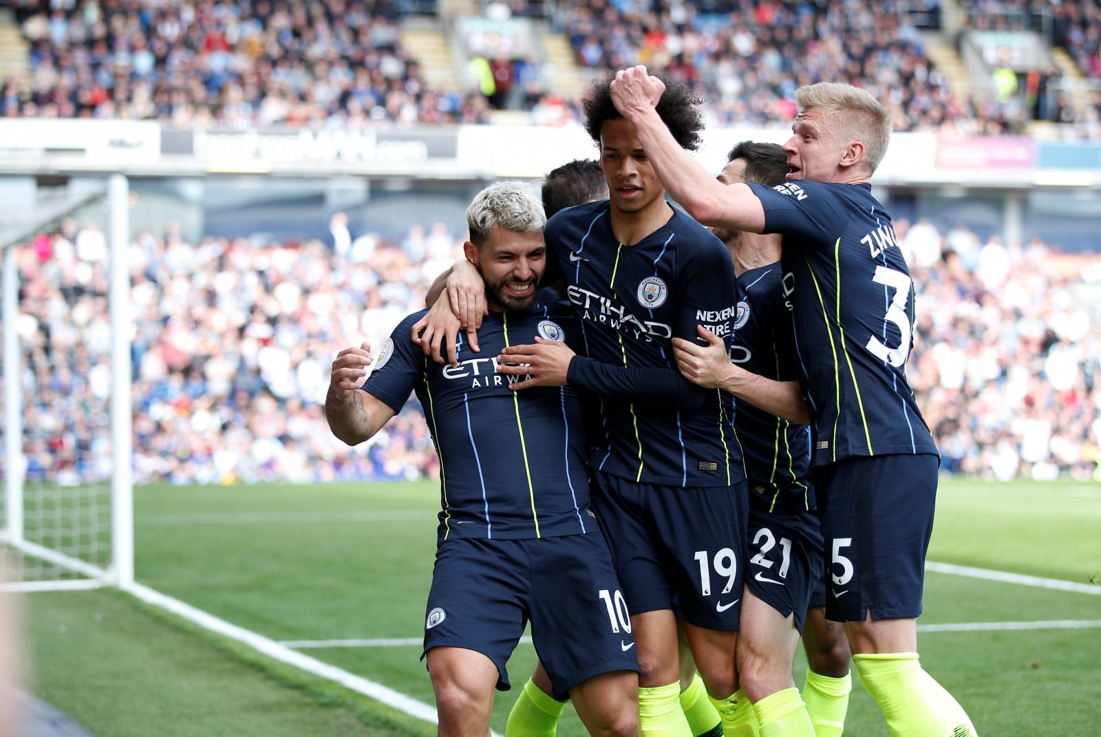 Premier League - Burnley v Manchester City