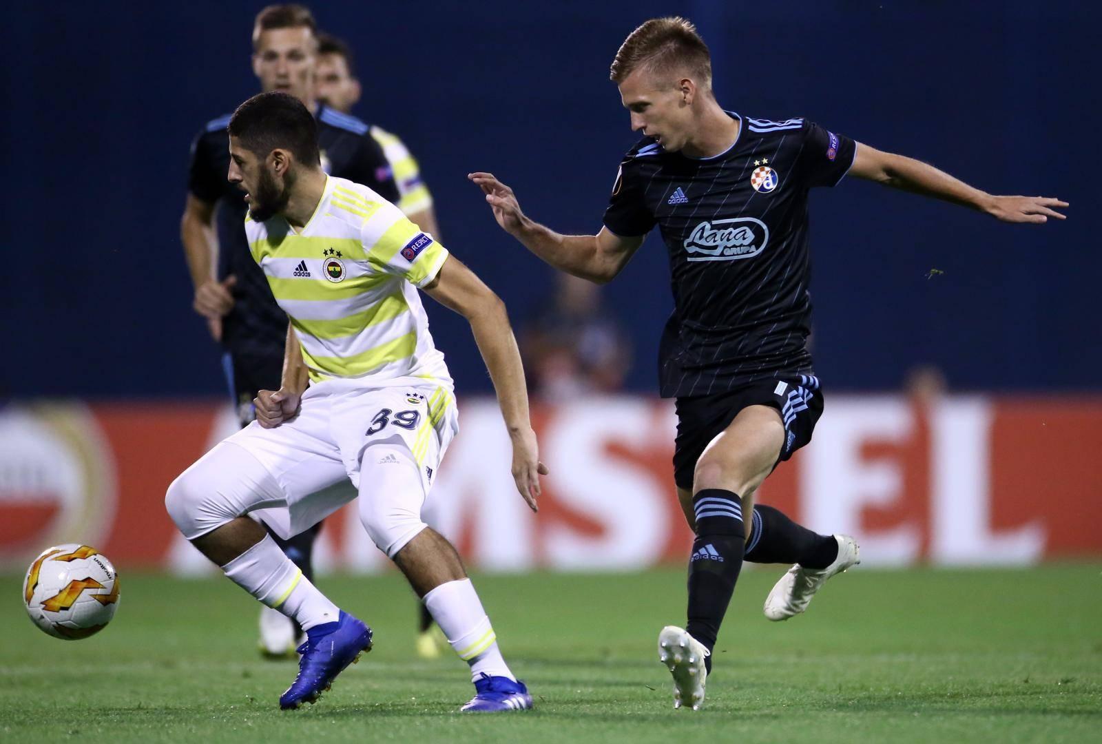 Zagreb: Dinamo i Fenerbahce u utrci za pobjedu u 1. kolu Europske lige