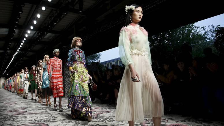 Gucci najavljuje staru dobru modnu reviju u Los Angelesu