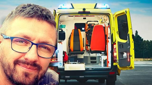 Curica je umrla pod traktorom, djelatnik Hitne se slomio: 'Kći me pitala jesmo li koga spasili'