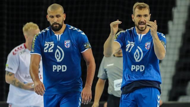 Zagreb: VELUX EHF Liga prvaka, RK PPD Zagreb -  Aalborg Handbold