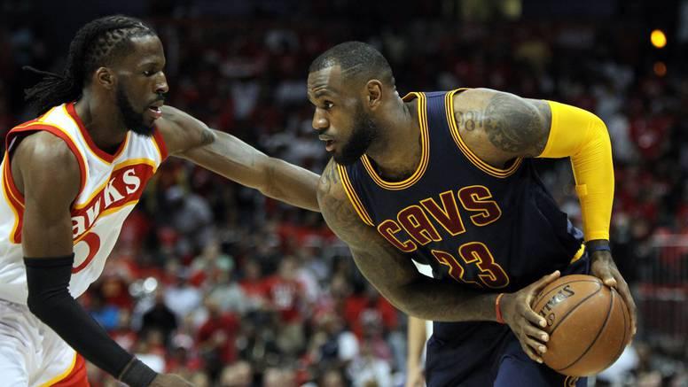 LeBron nosio Cavse do druge pobjede u NBA finalu Istoka...