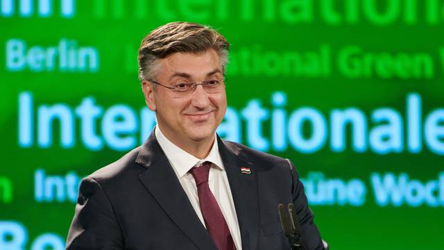 Opening ceremony of the International Green Week