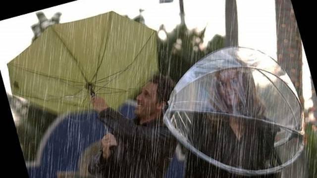 Ovo nam je odavno trebalo! Kišobran koji nećete zaboraviti