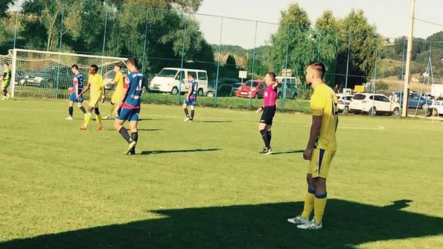 Nogometna fešta u Beletincu: Inter se namučio kod Bednje