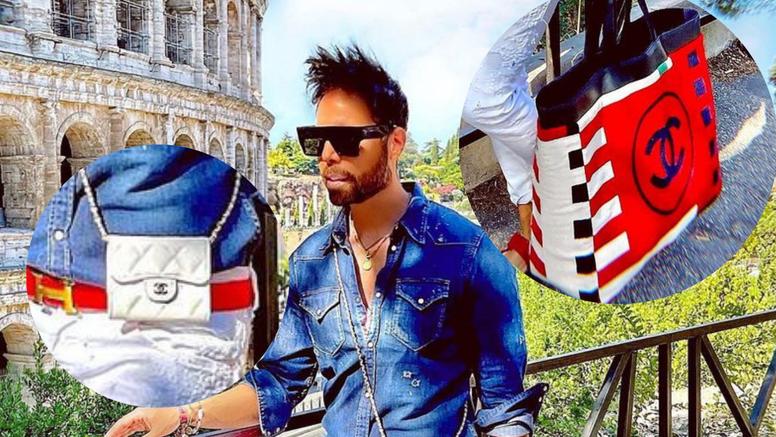 Mačak u šetnji Rimom nosio čak dvije Chanel torbe koje zajedno koštaju vrtoglavih 70.000 kuna