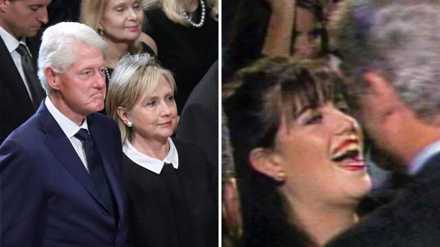 Hillary: Bill nije trebao zbog Lewinsky odstupiti s pozicije