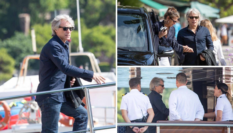 Bon Jovi je stigao na odmor u Hrvatsku: Usidrio se u Cavtatu