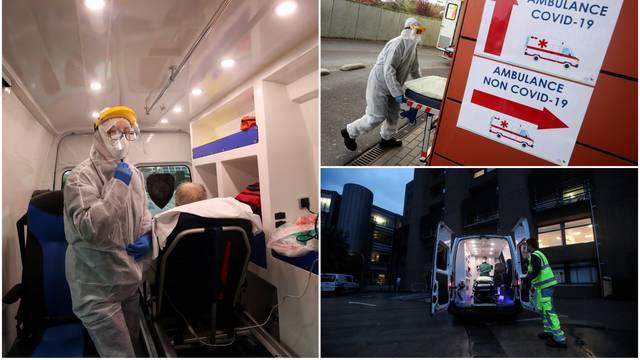U Češkoj regrutiraju volontere za pomoć liječnicima i sestrama: 'Moramo ih nekako rasteretiti'