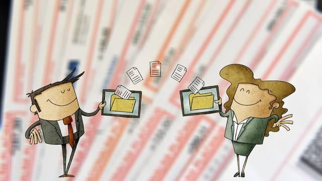 Neviđeno: Utjerivači dugova dobili su pomoć od države!