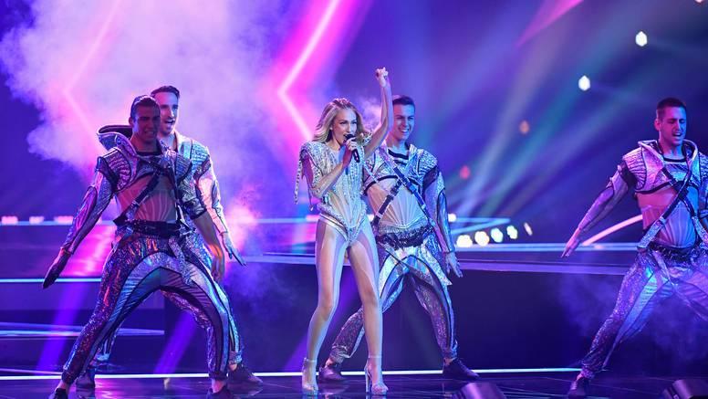 Albinu u Zigmanovom kostimu nominirali za jednu od najgore odjevenih na cijelom Eurosongu