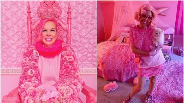 Glumica opsjednuta ružičastom bojom: Nudili joj 6 mil. kuna da odjene nešto drugo, no odbila je