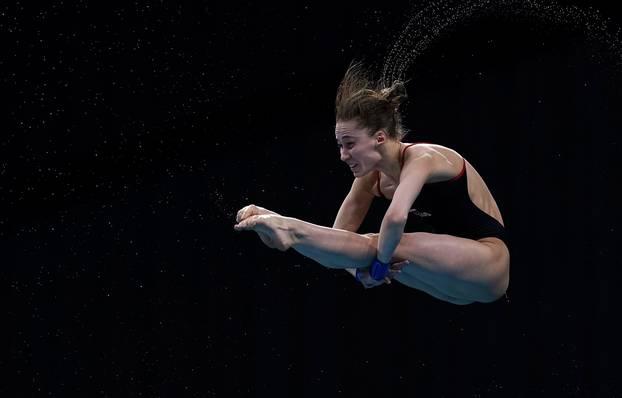 FINA Diving World Cup 2021 and Tokyo 2020 Olympics Aquatics Test Event