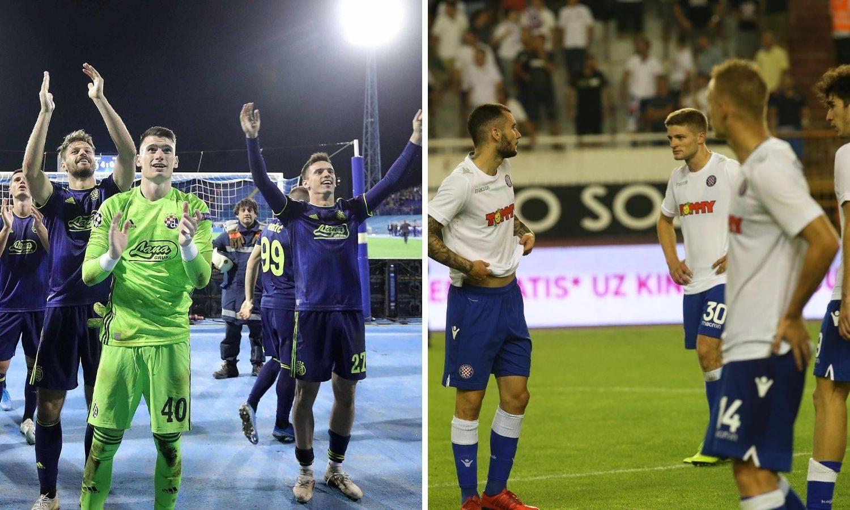 Uefa: Dinamo ispred Milana, Marseillea, Sociedada! Ispred Hajduka Luksemburžani, Irci...