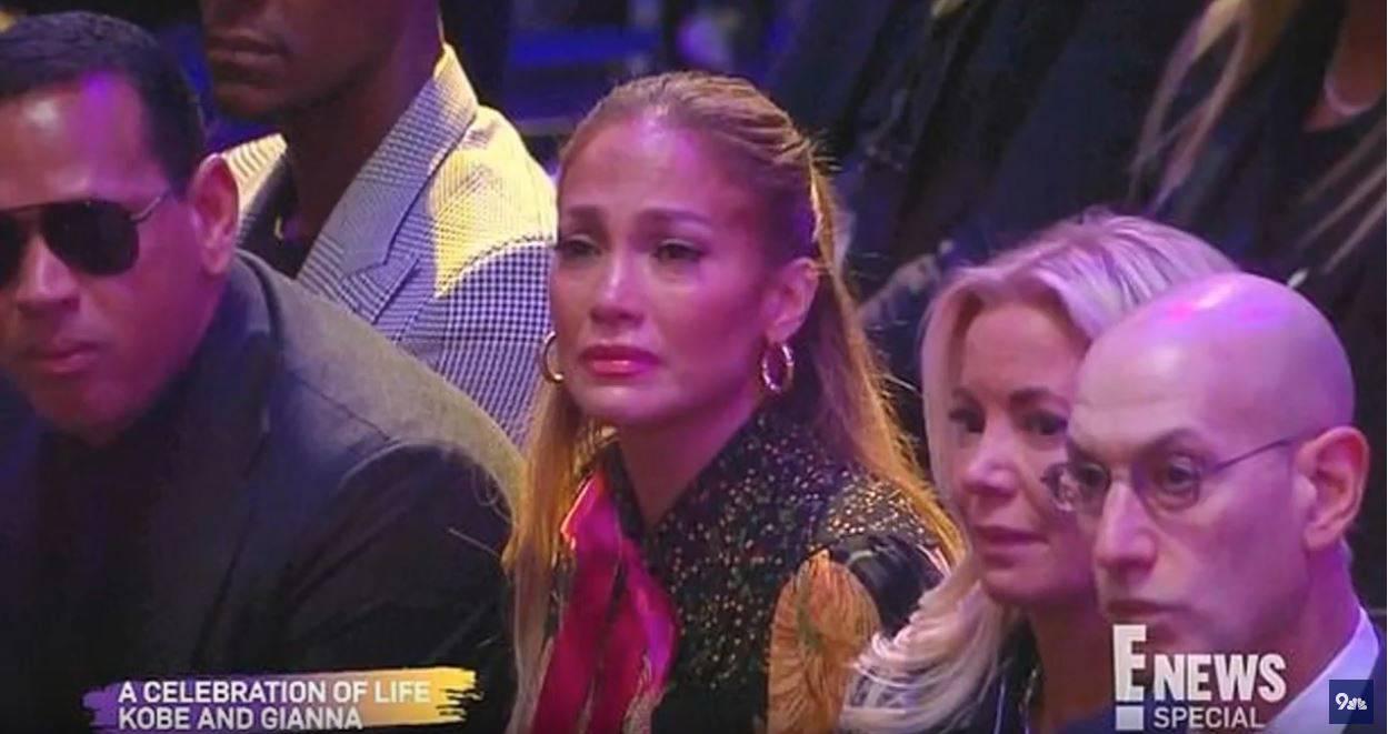J.Lo plakala zbog Kobea: Srest ćemo se mi u raju jednog dana
