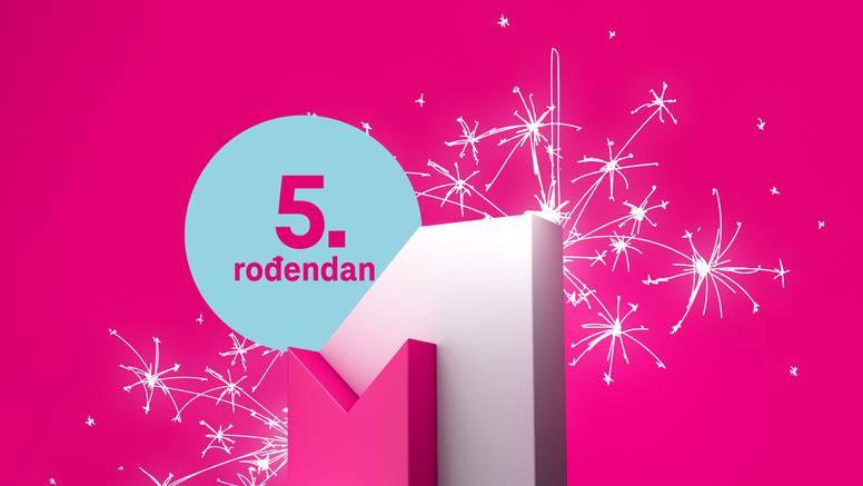 HT za 5. rođendan Magente 1 poklanja neograničeni internet