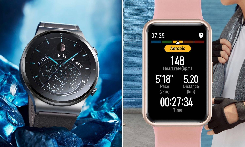 Huawei dodao bežično punjenje i premium izgled svom top satu