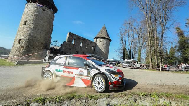 Novigrad na Dobri: 16. etapa drugog dana WRC Croatia Rallyja