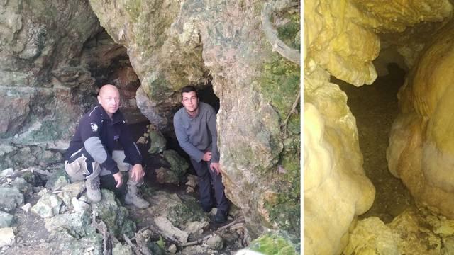Zapeo u špilji na Cresu: 'Bio je u stijenama, kisika je bilo malo'