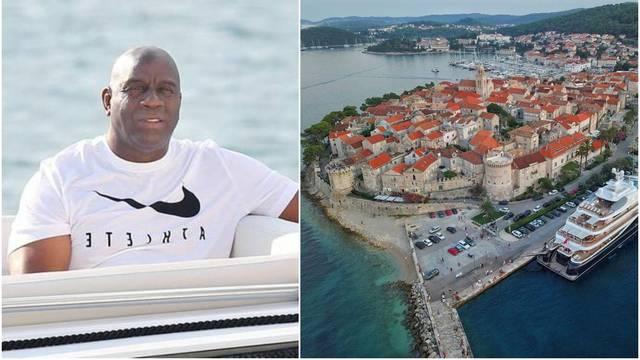 Johnsonu su na fotku s Korčule pisali isto, Hrvati ih ispravljali