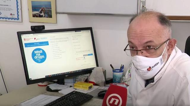 Opet problemi s platformom: Liječnik koji se već cijepio, uspio dobiti novi termin za cijepljenje