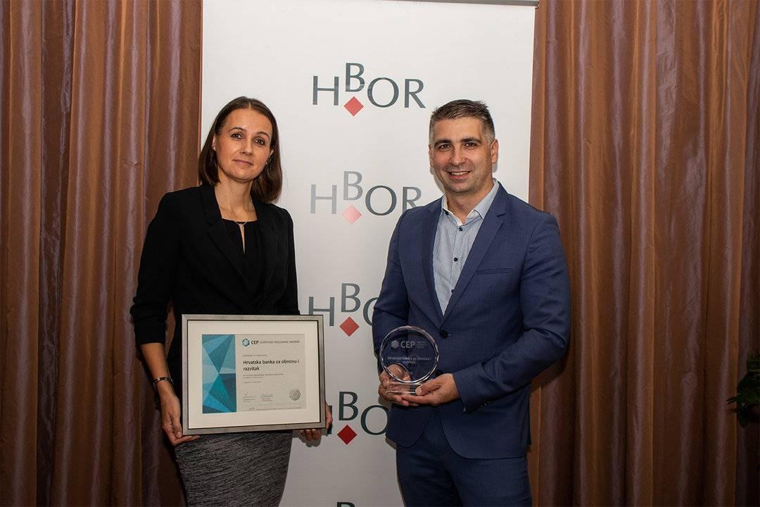 HBOR ponovo potvrđuje status Poslodavca Partnera