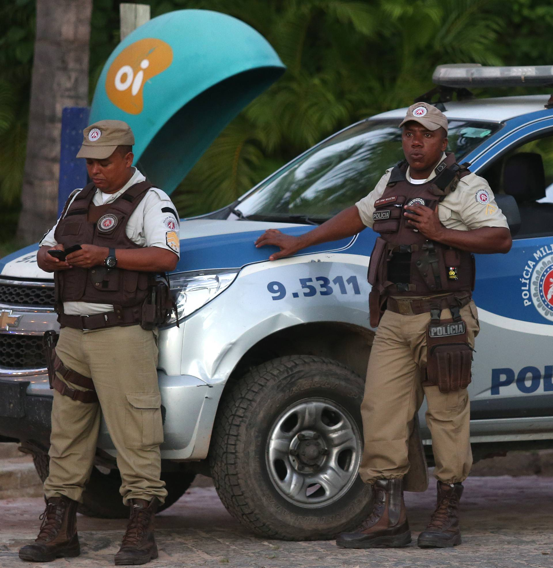 Akcija policije u Riju: Ubili su tri krijumčara droge u faveli
