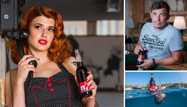 Monada je prva hrvatska craft cola: Treba joj manje leda jer ne grize i paše uz naranču