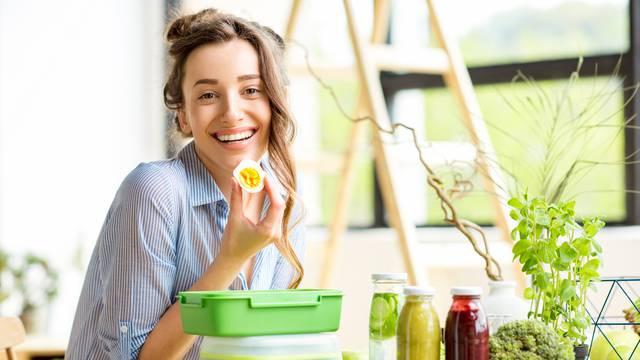 Jaja za doručak ljudima daju snagu, čuvaju srce, kožu, oči...