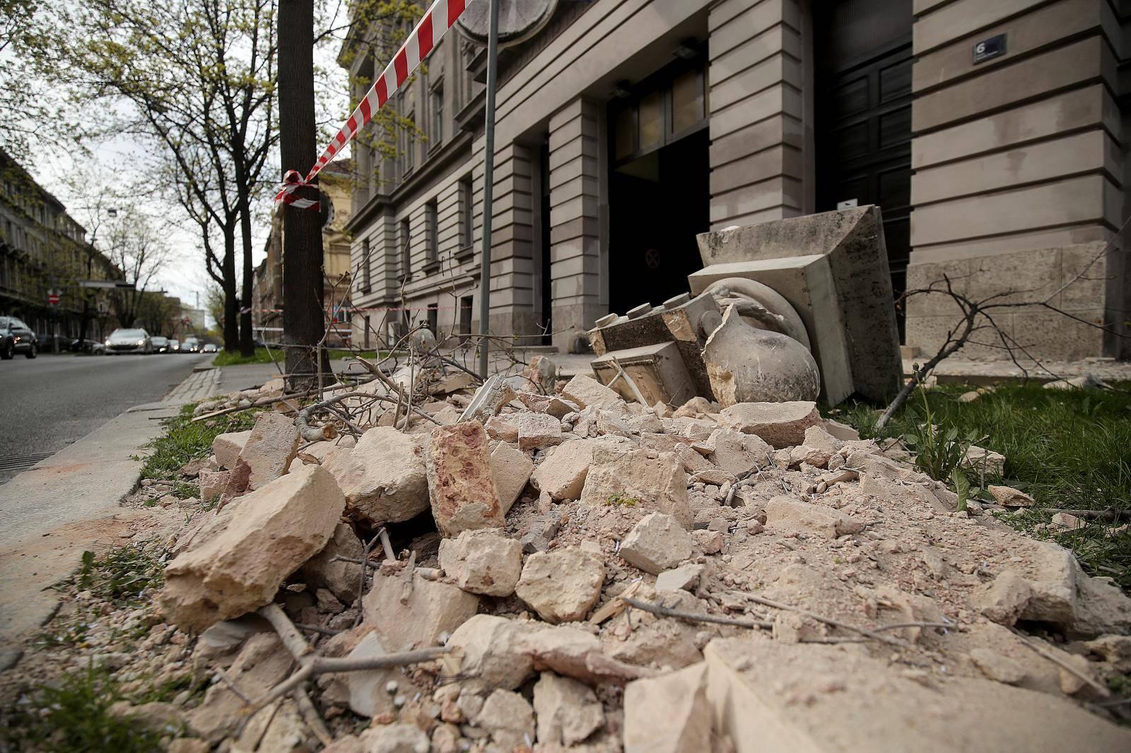 Obnova grada od potresa bit će prilika za urbanu modernizaciju