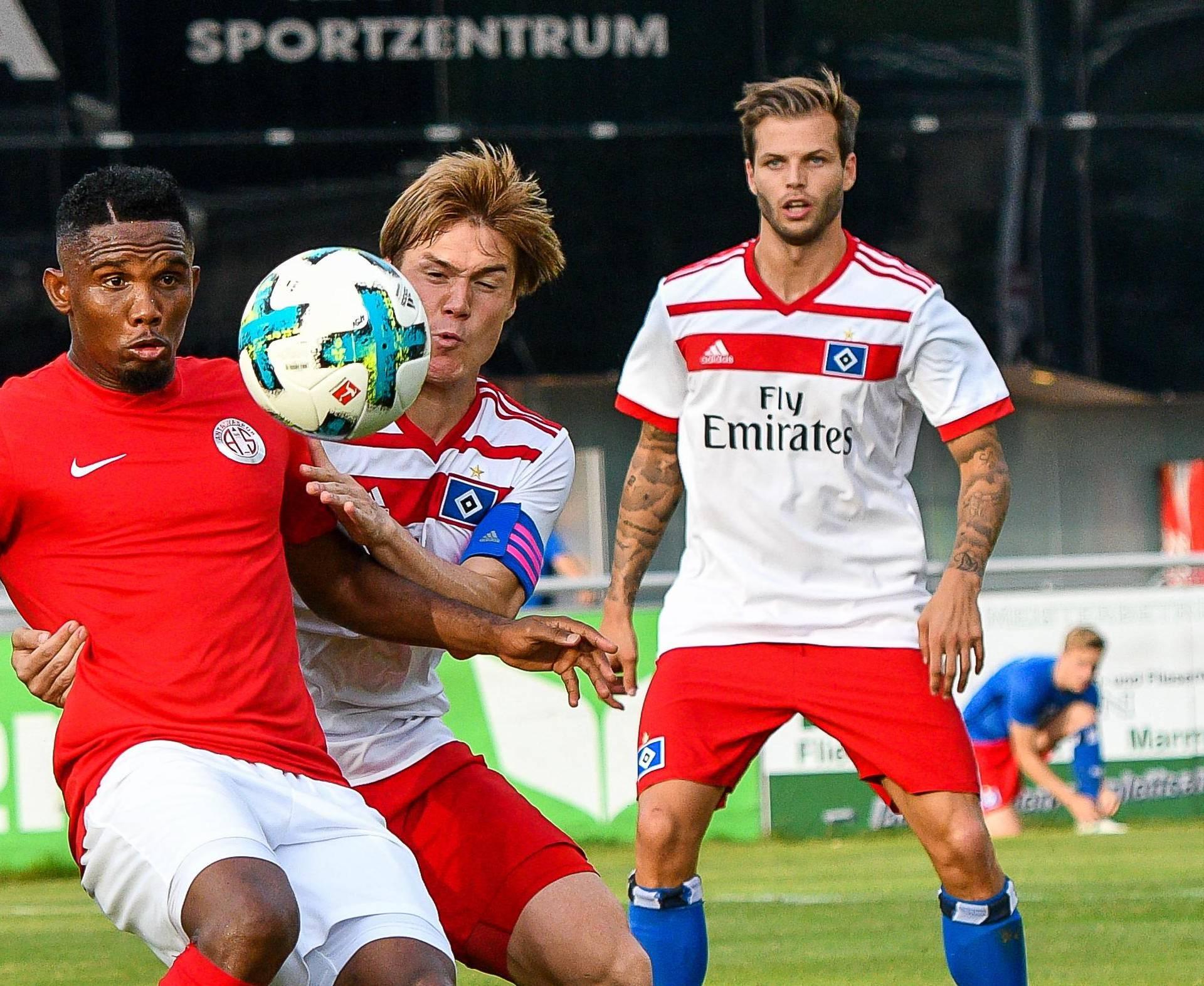 AUT, FSP, Hamburger SV vs Antalyaspor