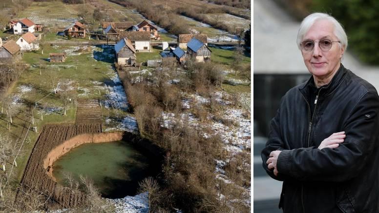 Profesor Garašić: 'Rupe nastale nakon potresa se ne smiju zatrpati, ne znamo im veličinu'