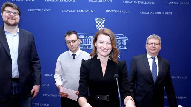 'Zakon je politički uškopljen radi ideoloških potreba HDZ-a'
