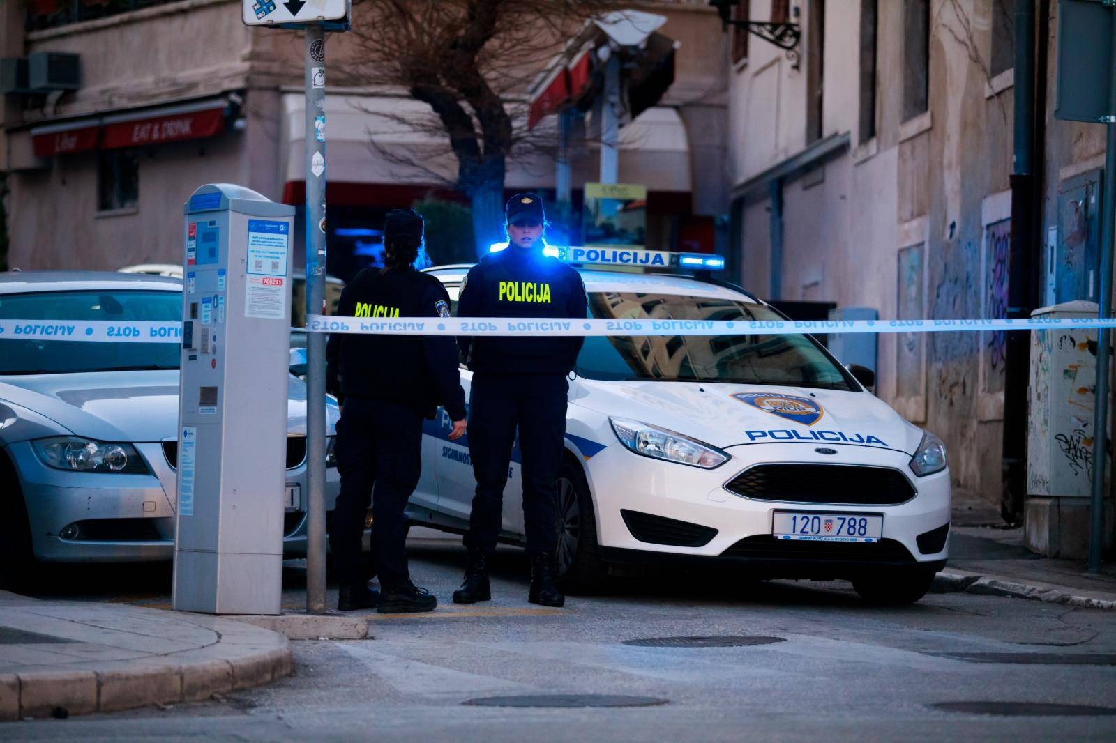 U centru Splita upucana dva muškarca