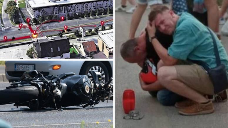 Policija objavila detalje strave u Zagrebu: Biciklistu bilo crveno