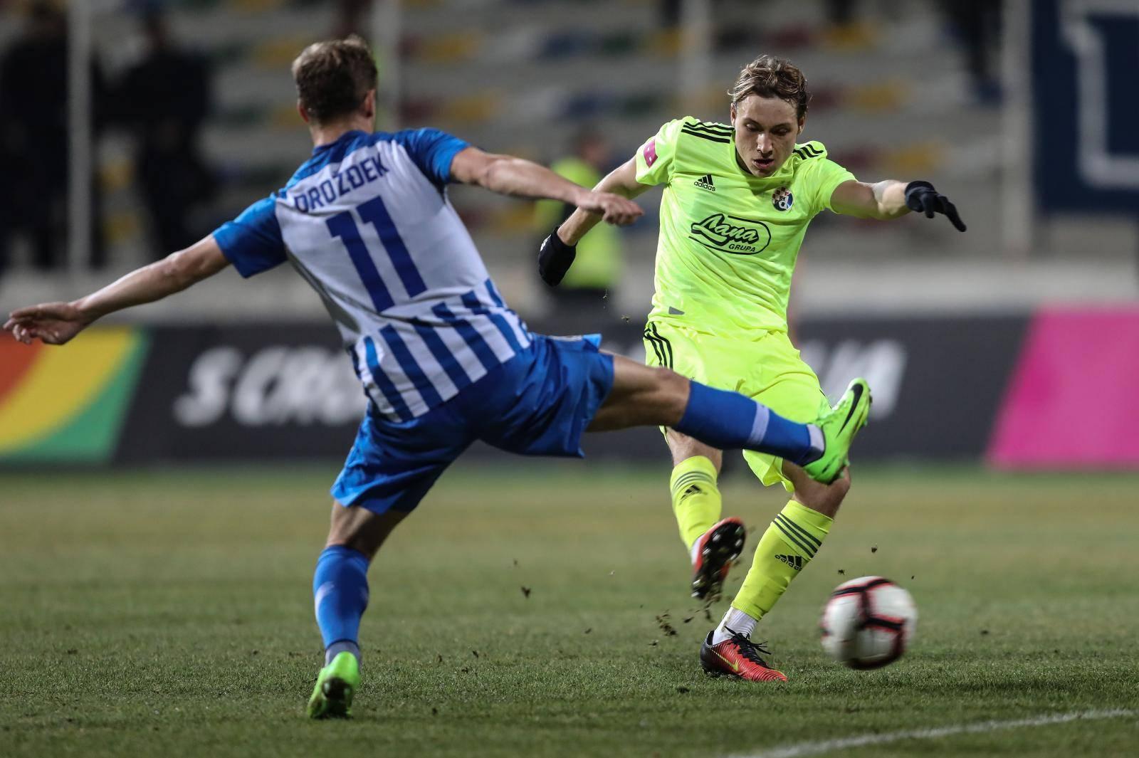 Zagreb: Susret GNK Dinamo i NK Lokomotiva u 23. kolu Prve HNL