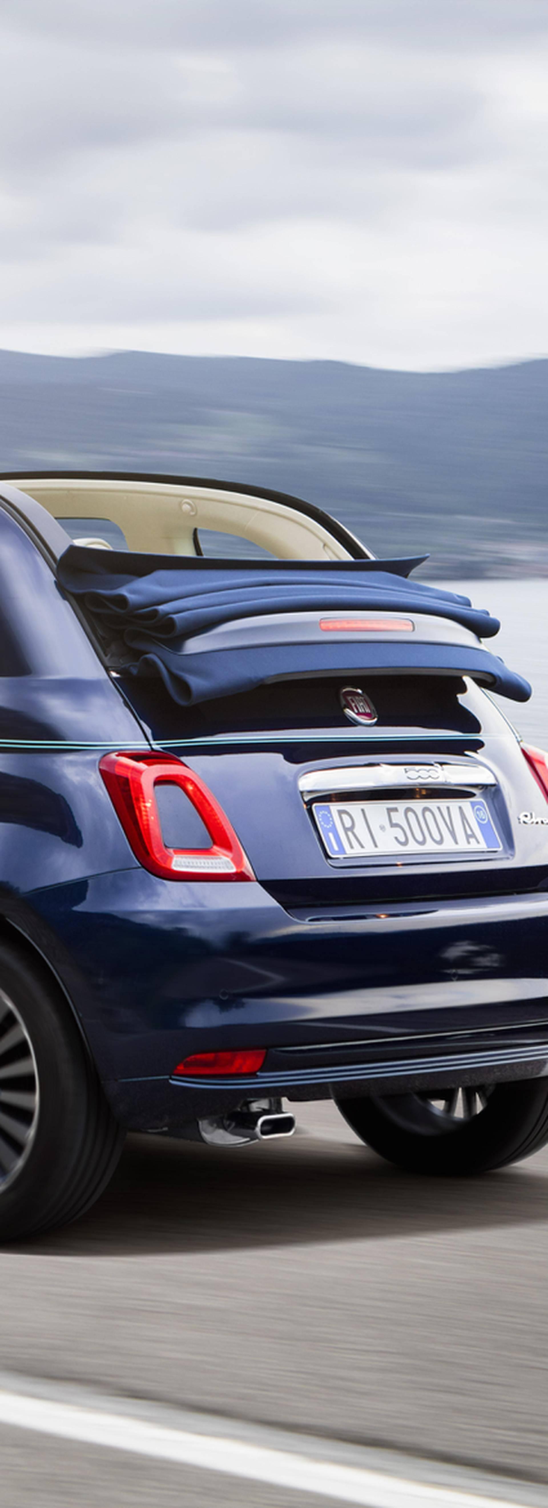 Maleni Fiat 500 opremljen je poput najluksuznijih jahti