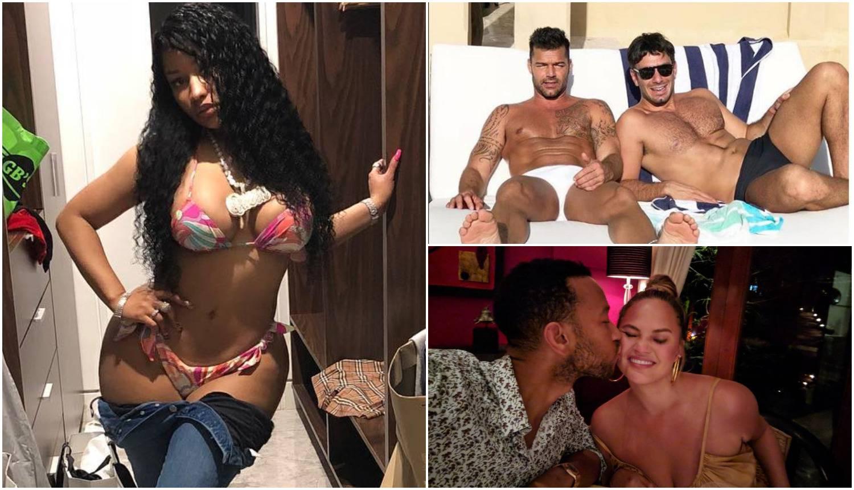 Nicki se noću seksa četiri puta, a Ricky urinira po dečkima