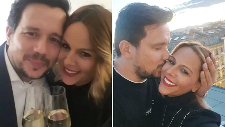 Presretna Ana Bučević potvrdila zaruke, udat će se po treći put: Smijem se i plačem istovremeno