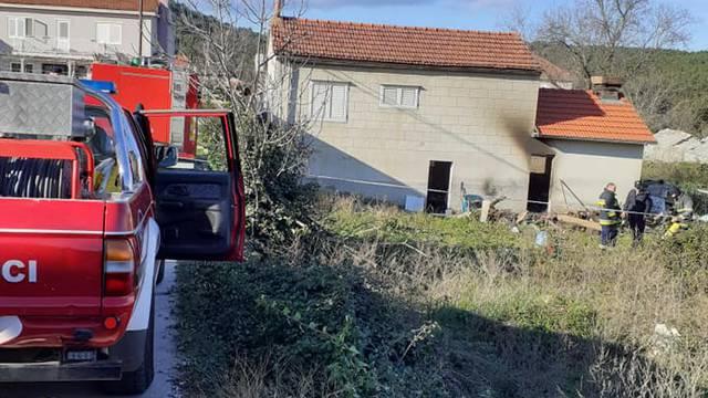 Strava na Korčuli: Vatrogasci našli tijelo žene na kominu