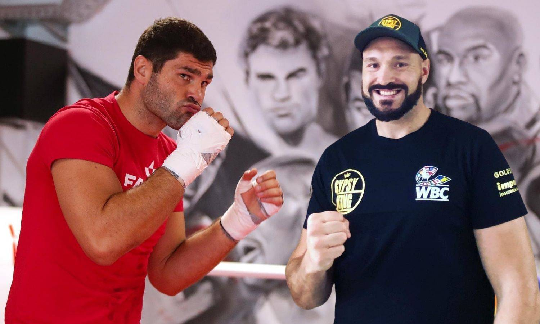 Velika pohvala Tysona Furyja: 'Hrga će postati svjetski prvak'