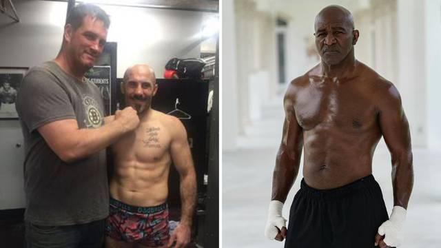 Ništa od trilogije: Holyfield ide u ring, ali ne protiv Tysona...