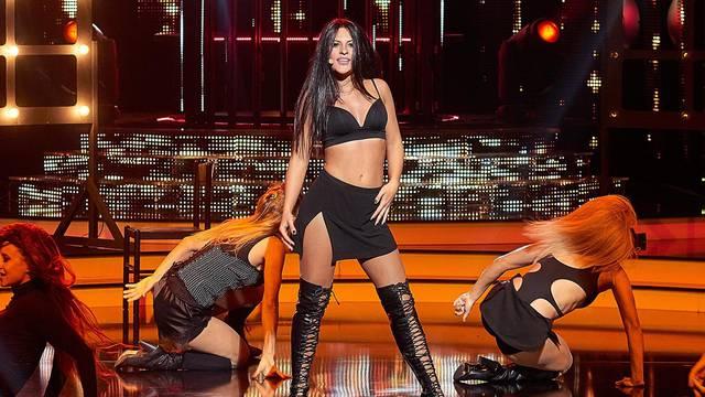 Glumica Baban pobijedila kao seksi Scherzinger: 'Za finale si'