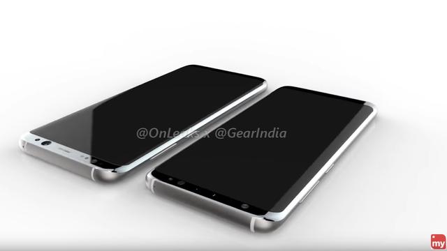 Nova animacija daje još bolji pogled na Samsung Galaxy S8