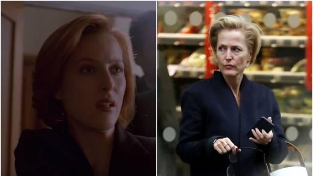 Hvatala je svemirce, a danas više nije ni nalik fatalnoj Scully