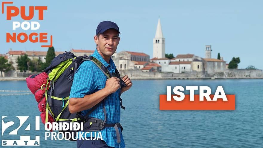 Savršena vikend destinacija: U Istri prođite 'put prijateljstva i zdravlja' biciklom ili pješice...